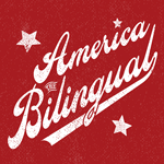 America the Bilingual Logo
