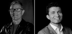 Steven Leveen and Fernando Hernandez