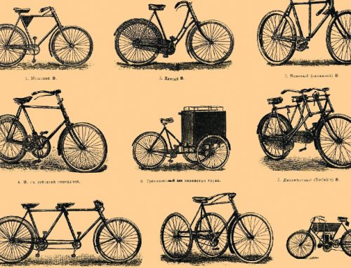 Can Bicycles Make Us Bilingual?