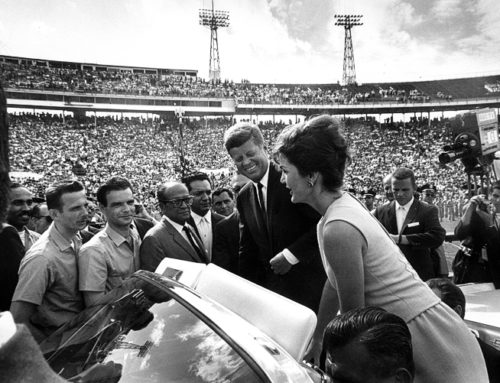 Jackie Kennedy's Prowess as a Polygot