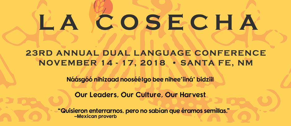 La Cosecha Conference