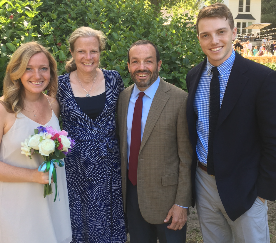 Joan Salwen and Family