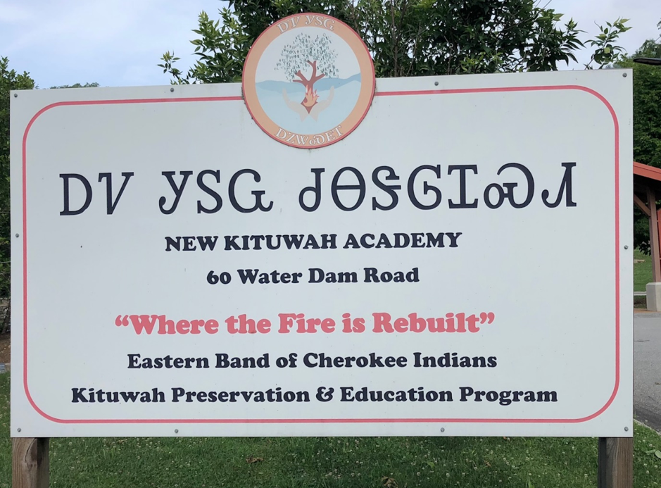 New Kituwah Academy