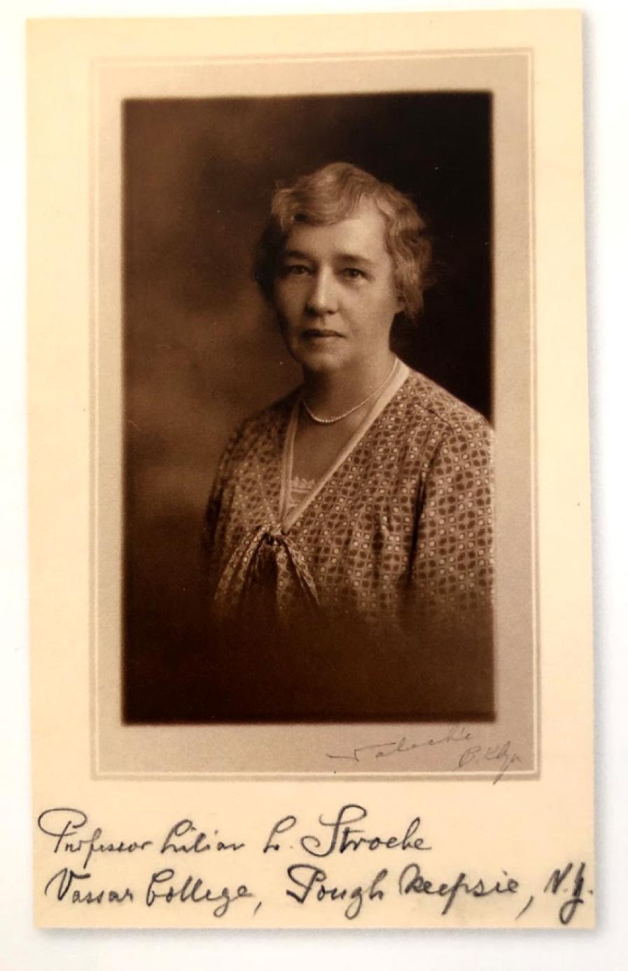 Professor Lilian L. Strobe