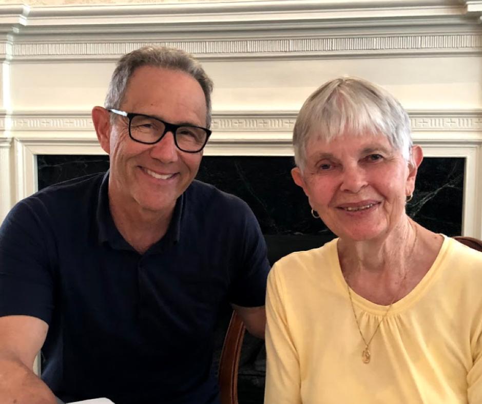 Steve and Lois Kaufmann